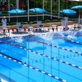 Yüzücüler start esnasında
