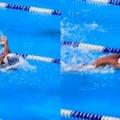 Kelebek Yüzmede kaandan figürler -- Bu yarışlarda tüm yüzücülerimiz çok iyi idiler. Kelebek yüzmede kaanın hareketleri objektifimize takıldı. Tebrikler kaan