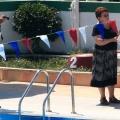 Kınalıada Su Sporları Yöneticisi Kazanan Sporculara Ödüllerini verdi -- Nazife hanım Ödül Töreninde