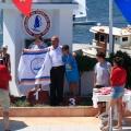 Kınalıada Sporcuları 2011 Adalar kaymakamlık yarışlarında ödüllerini aldı -- Başarılı Yüzücü Beste Doğa Kodaz Sırtüstü yüzme dalında 1.nci olarak Altın madalyayı almaya hak kazandı