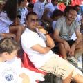 Tamerhoca ve Serdar hoca -- Tamer hoca ve serdar hocanın desteği ile bu yarışlarda tüm yüzücülerimiz keyifli ve rekabet duygusunun tavanda olduğu bir yarış yaşadılar