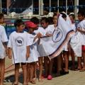 Ekibimizden -- Açılış törenlerinde yüzücülerimiz