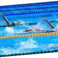 sude-ve-zeynep-sirtustunde -- Serbest Stil Yüzme Yarışlarında Amatör yüzücülerden Beste doğa Kodaz altın madalyaya bu yarışla ulaştı